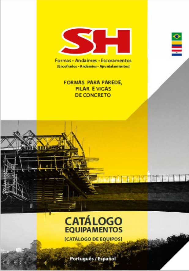 SH Catalog – Shape for Walls, Pillars and Beams of Concrete